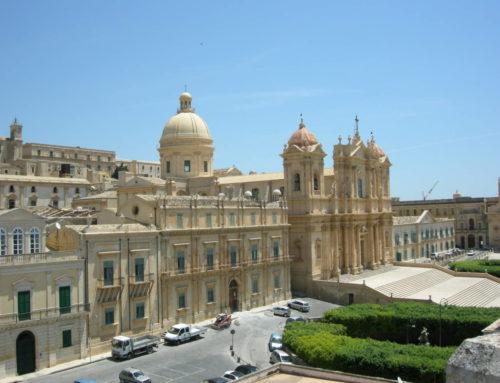 Noto: la capitale del Barocco Siciliano