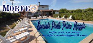 morfeo resort 1 maggio