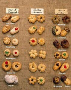 Biscotti di mandorla siciliani_dolci_siciliani_ricette_