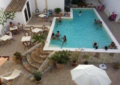 B&B_Avola_Morfeo_piscina_esterna_ ospiti