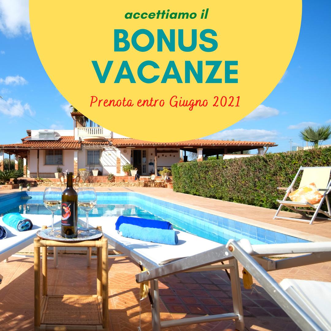 B&B Avola Morfeo - Bed & Breakfast ad Avola con piscina - bonus vacanze